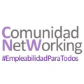 Logo corporativo comunidad digital Networking